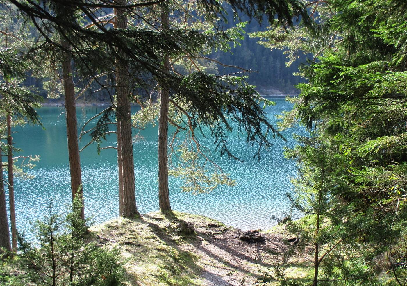 Blindsee Fernpass Tirol