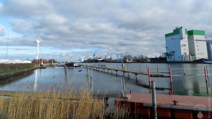 Luneorthafen Bremerhaven Bredo-Werft