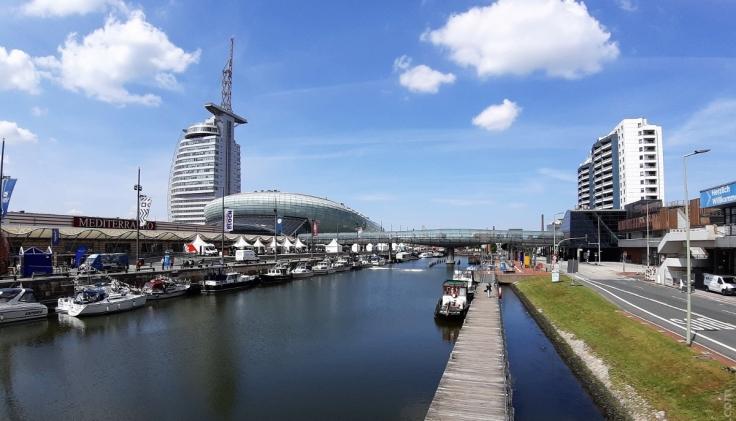 Alter Hafen Bremerhaven Seestadtfest
