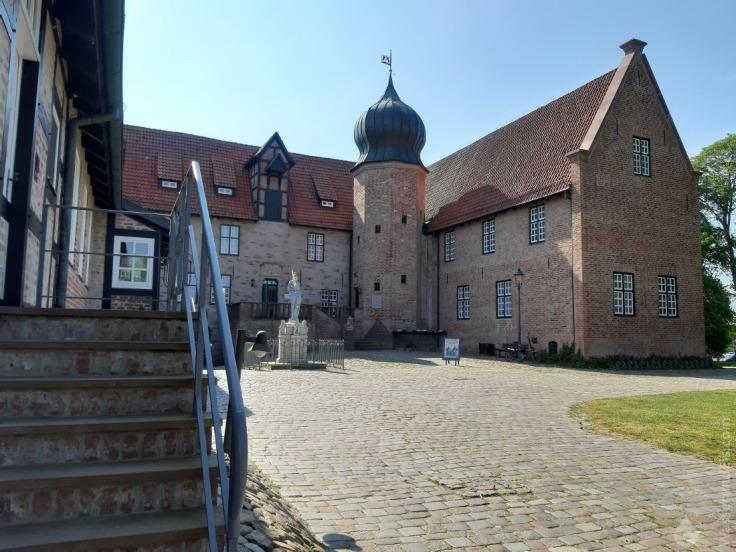 Burg Schloss Geestland Cuxhaven Bad Bederkesa
