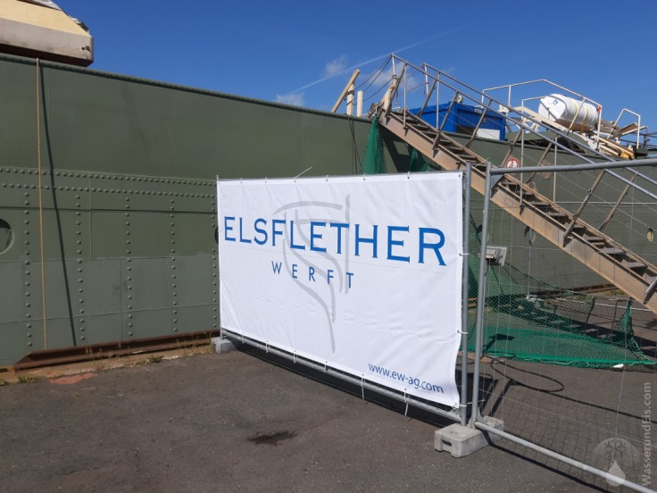 Elsflether Werft Gorch Fock