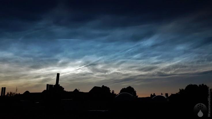 #Leuchtenden Nachtwolken 23:43