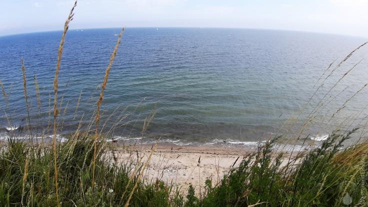 #Steilküste Ostsee Kieler Bucht