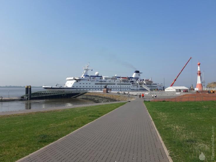 #Berlin-Seebäderkaje Bremerhaven
