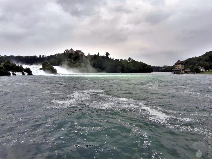 #Rheinfall Schloss Wörth