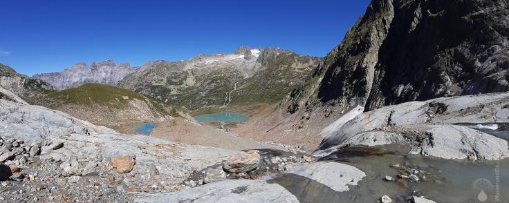#Steingletscher Gletscherbett