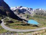 #Sustenpass Steingletscher Steinsee