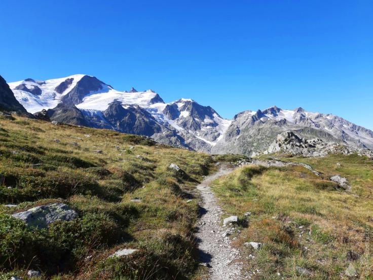 #Sustenpass Steingletscher Gwächtenhorn