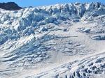 #Seracs Gletscherspalten