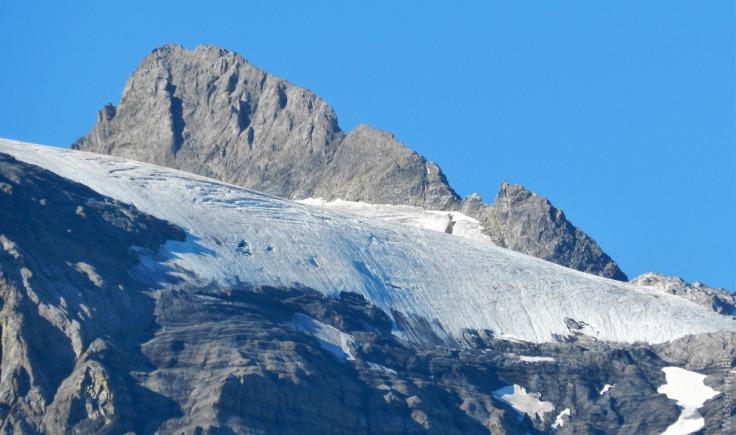 #Clariden Gletscher Iswandli