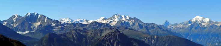 #Alpenhauptkamm Bettmeralpe