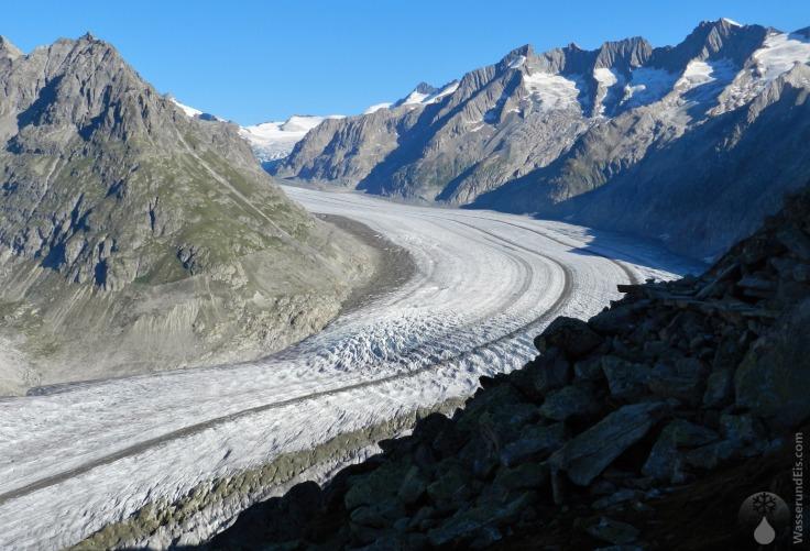 #Aletschgletscher Bettmerhorn