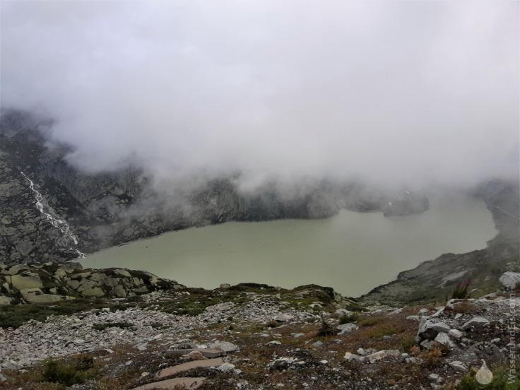 Grimselstausee Schweizer Alpen Berner Alpen