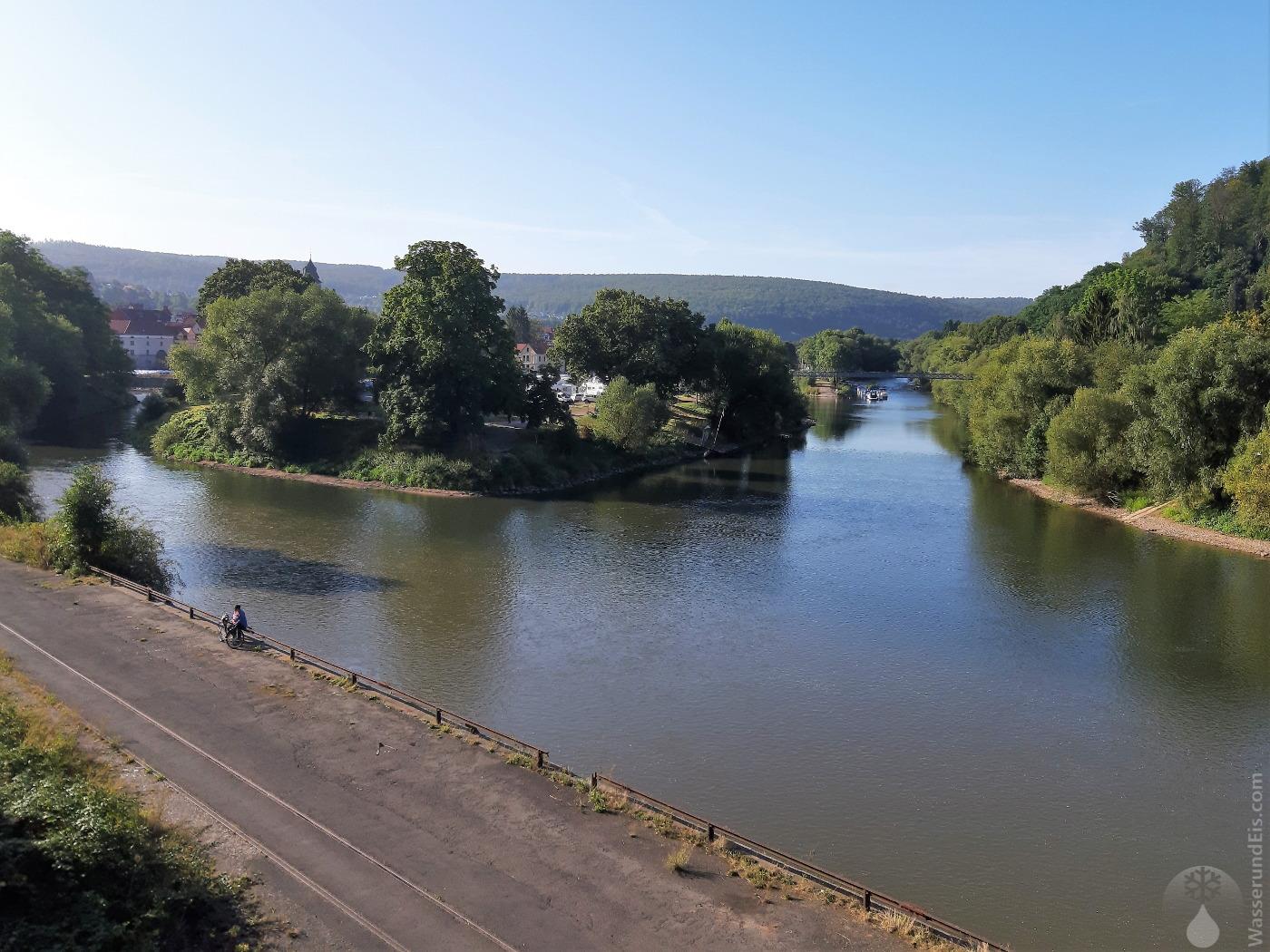 Weserquelle bei Hann. Münden
