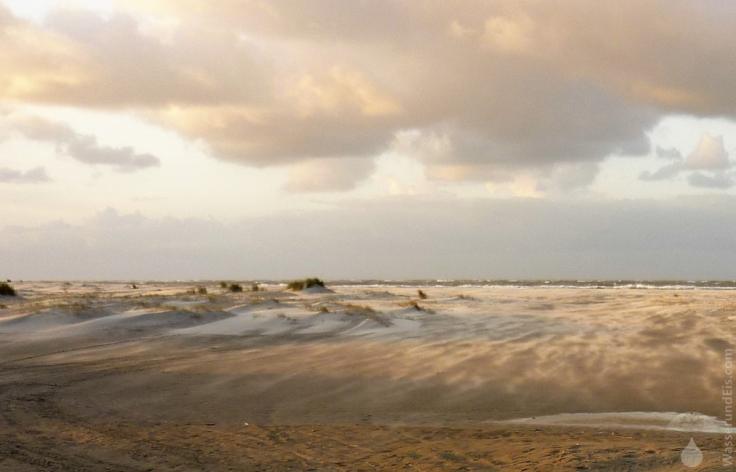 #Sandflug Schiermonnikoog Oktober 2009