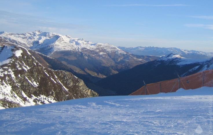 #Herbstliches Tuxertal Hintertuxer Gletscher November 2010
