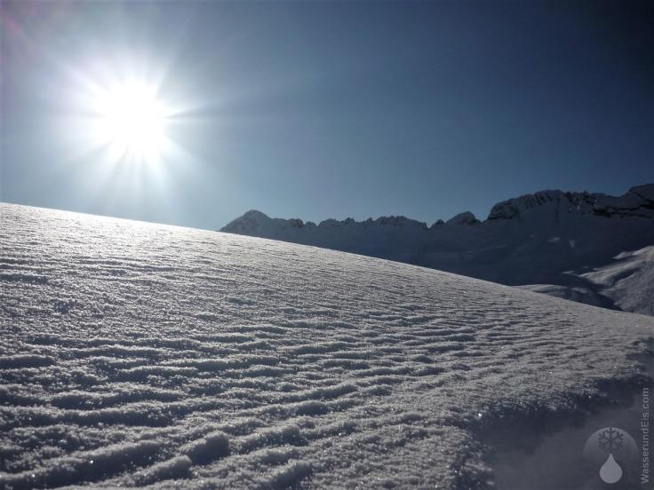 #Zugspitze Pulverschnee 2009