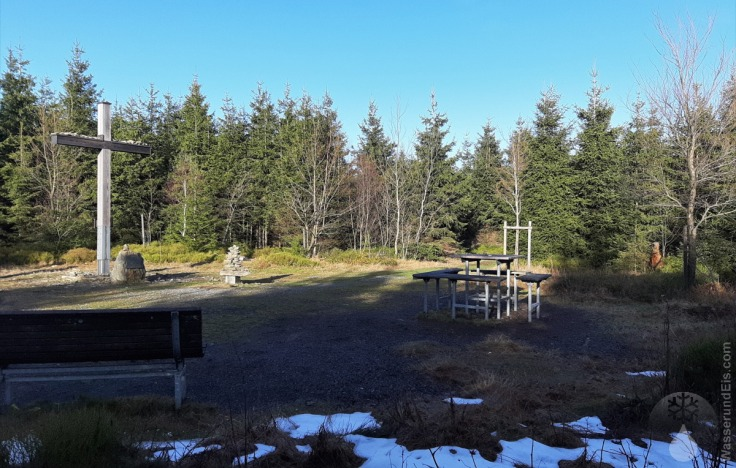 #Langenberg Gipfel Gipfelkreuz 2019