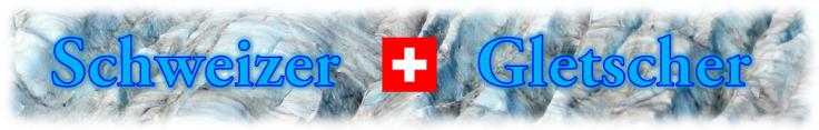 Gletscher-Banner