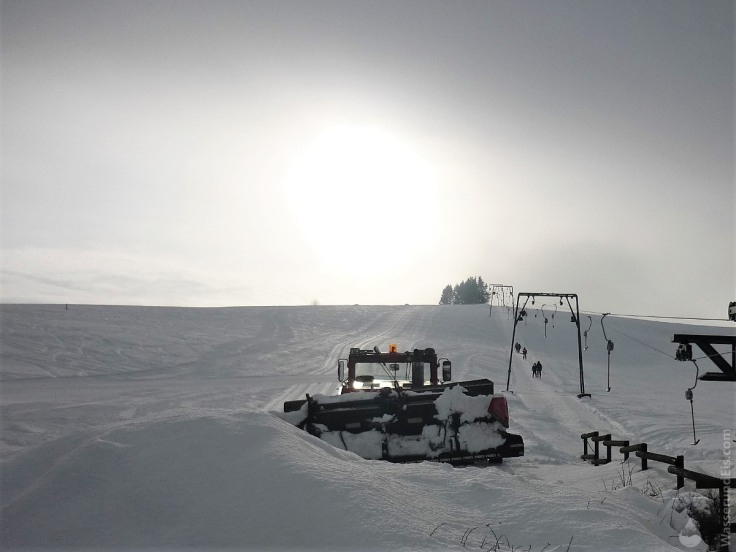 Skipiste Fort Fun Winterwelt.
