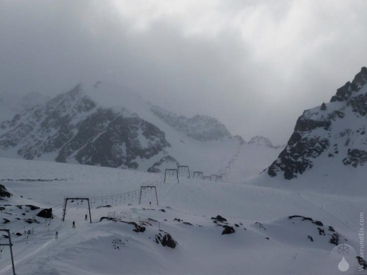 #Pitztaler Gletscher Brunnenkogel Schlepplift 2010