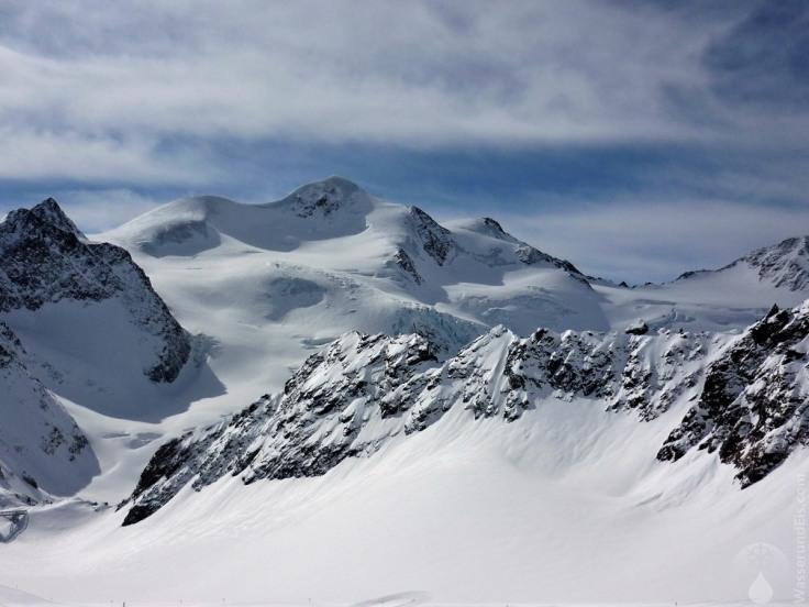 #Wildspitze Taschachferner Ötztaler Alpen 2010