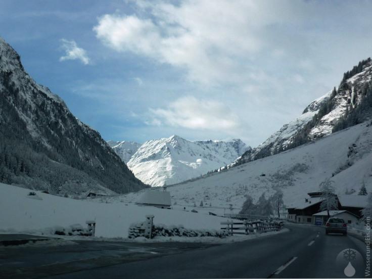 #Anfahrt Pitztaler Gletscher Mittatskogel 2010