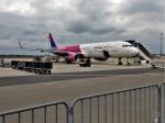 #Wizz Air A321 Flughafen Bremen 2020