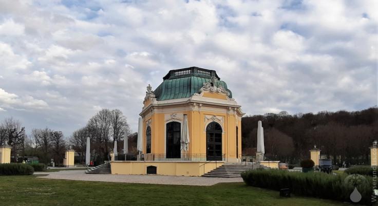 #Frühstückspavillion Tiergarten Schönbrunn 2020