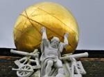 #Wien Hofburg Atlas Weltkugel 2020