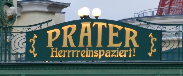 #Wiener Prater Eingang 2020