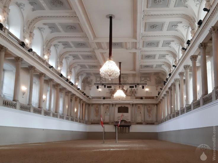 #Winterreitschule Hofburg SHRS 2020