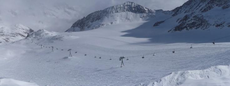 #Stubaier Gletscher Fernauferner 2010