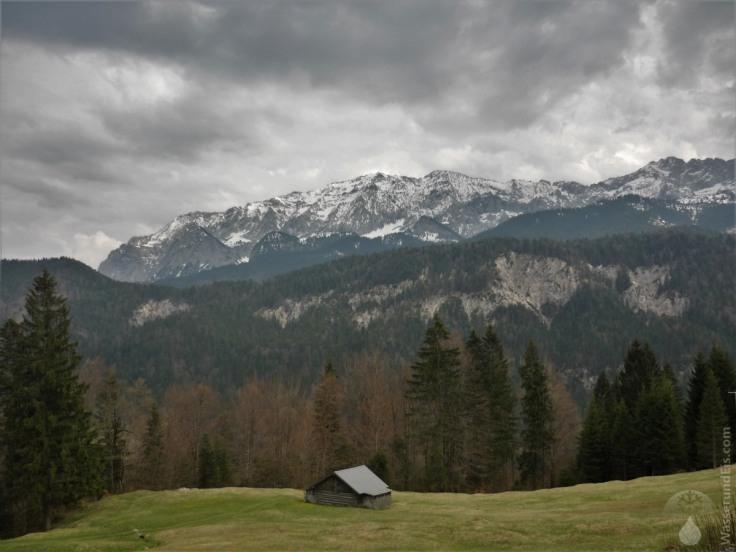 #Parnachalm Garmisch Wettersteinwand 2010