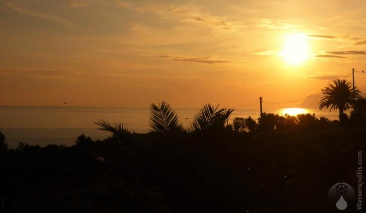 #Sonnenaufgang Sizilien 2010