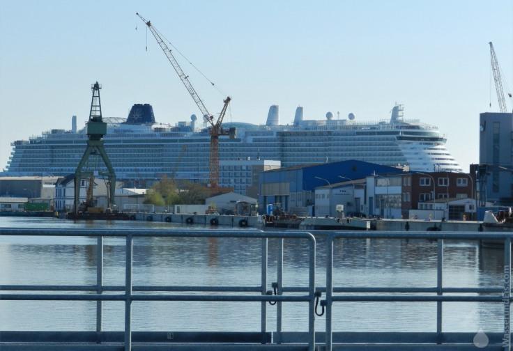 #Iona Meyer Werft Bremerhaven 2020