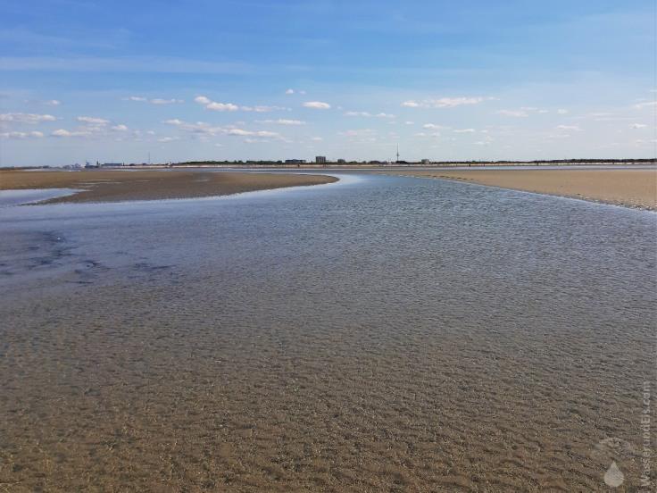 #Priel Watt Wattenmeer 2020