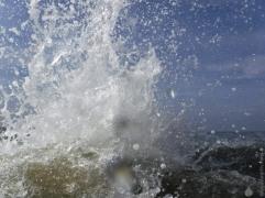 #Wasserspritzer Wurster Nordseeküste 1 2020