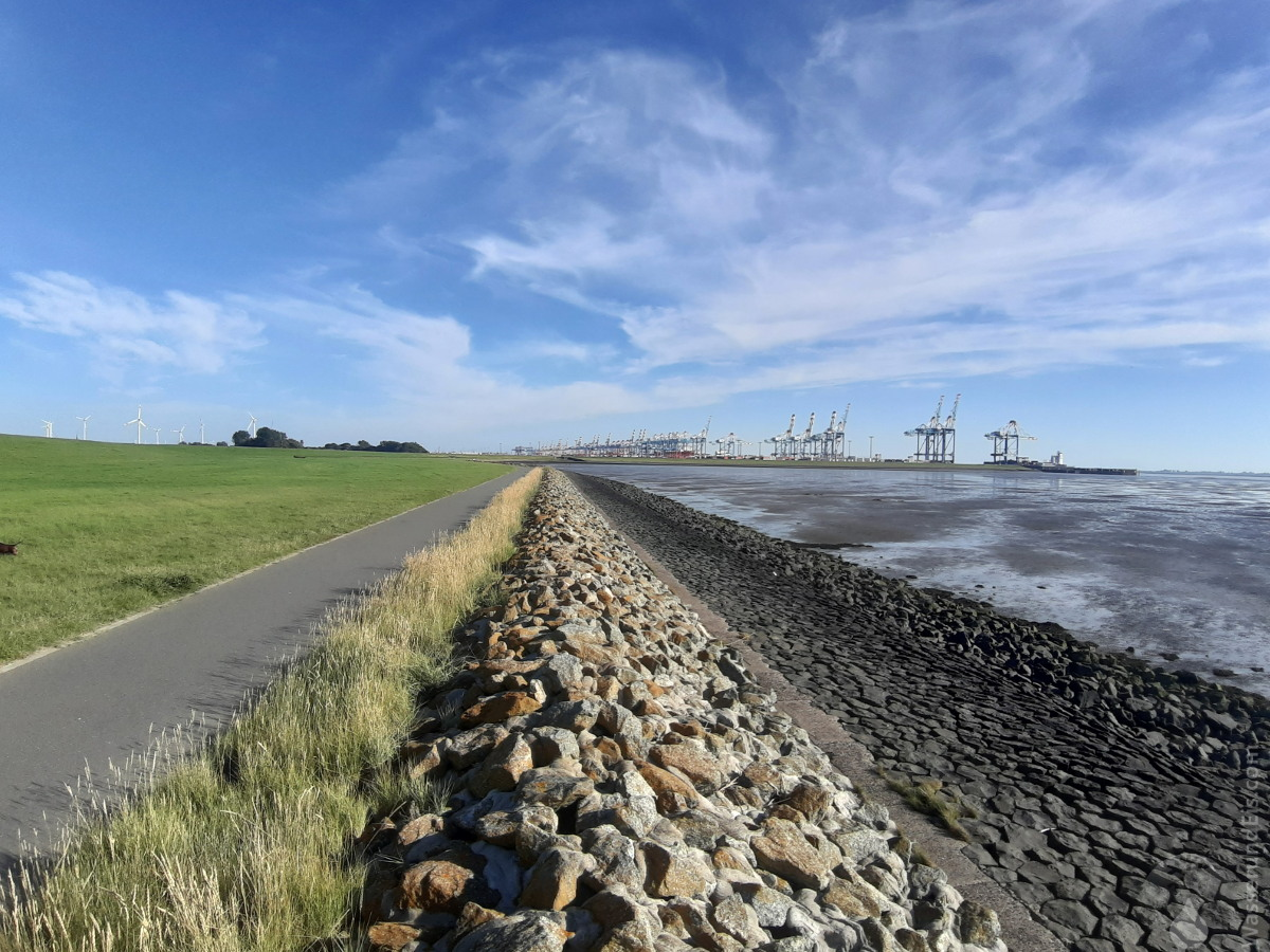 #Nordseeufer Imsum 2020