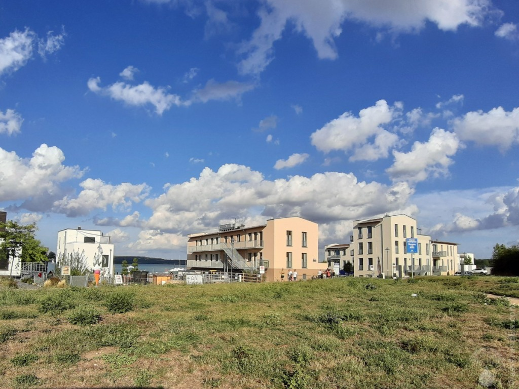 Strukturwandel in Kahnsdorf.