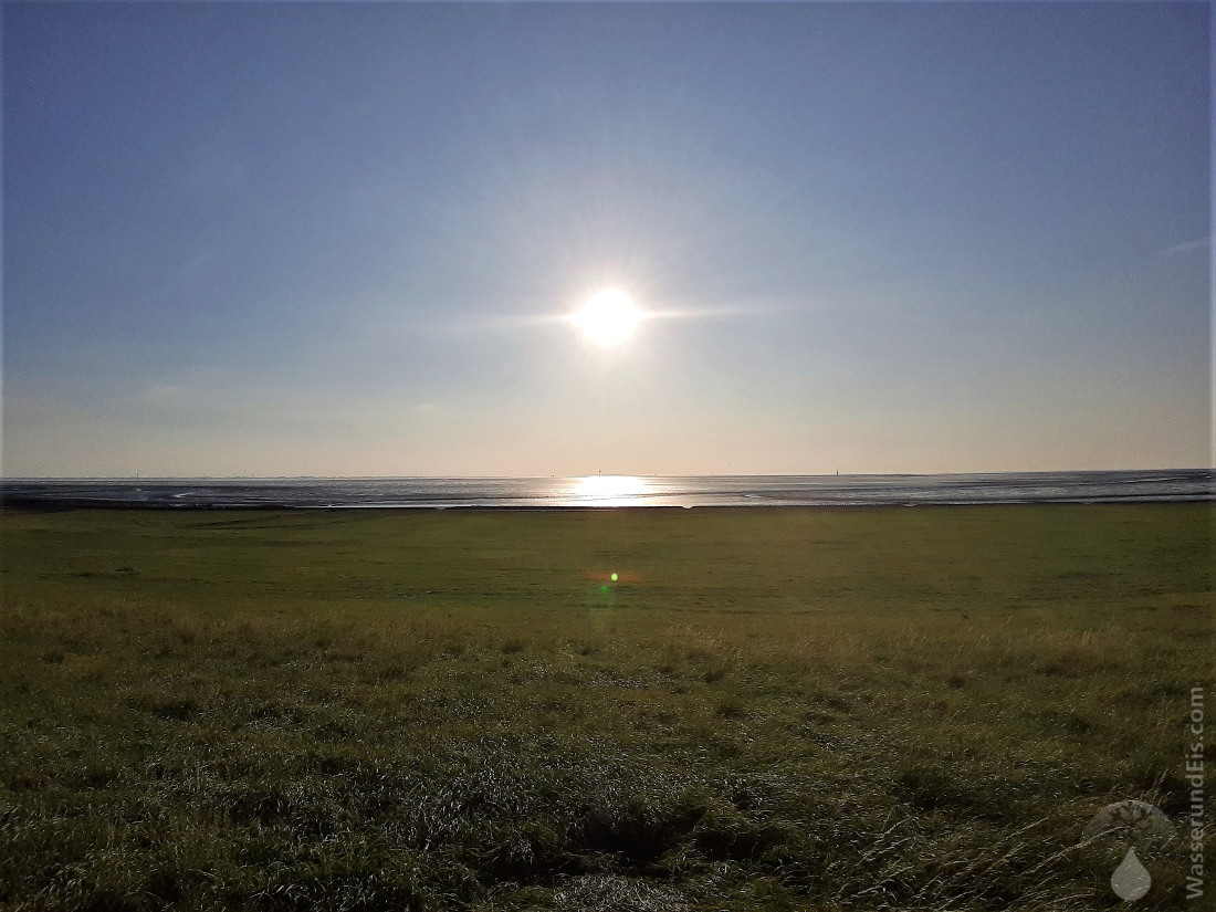#Solthörn Altweibersommer Wremen Wurster Nordseeküste 2020