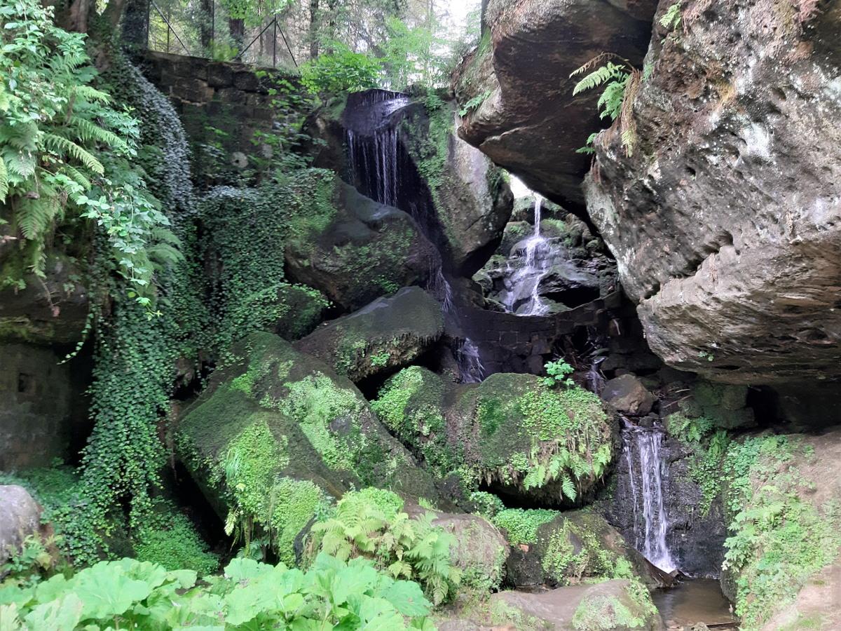 #Lichtenhainer Wasserfall 2020