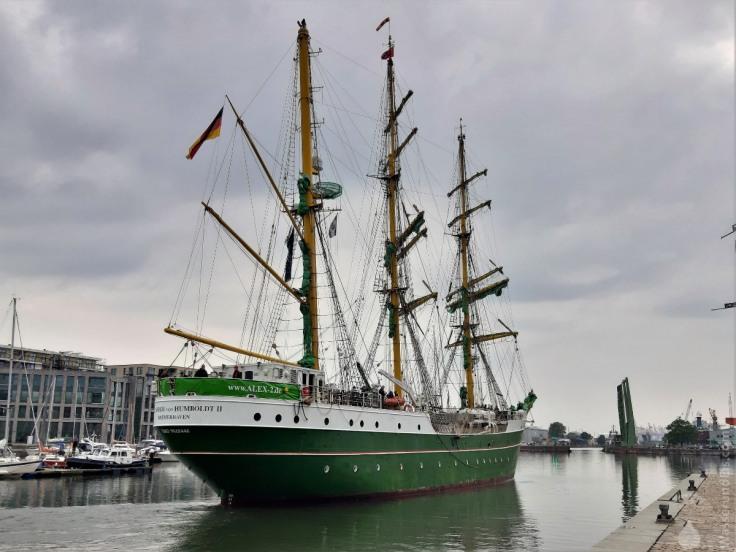 #Alexander von Humboldt 2 Bremerhaven