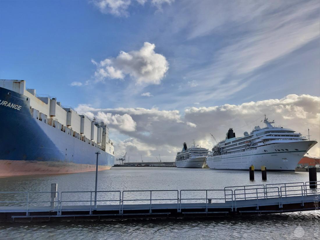 #Bremerhaven Kaiserhafen